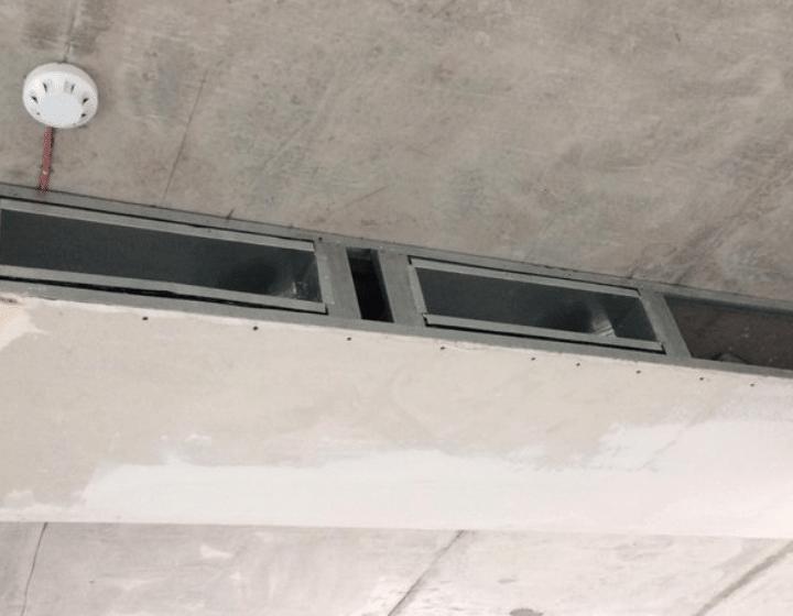 Адаптери повітророзподільних пристроїв забору повітря кухні