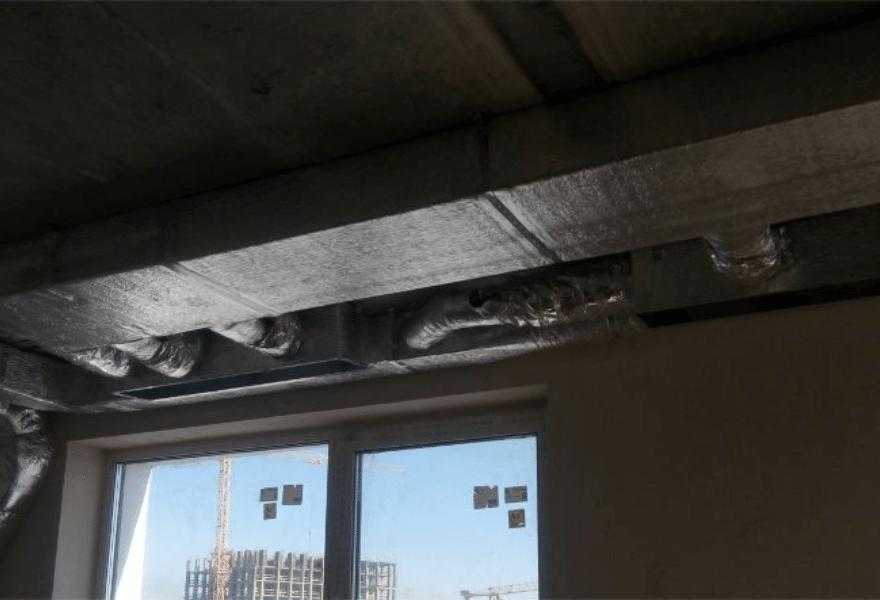 Монтаж системи повітропроводів у квартирі