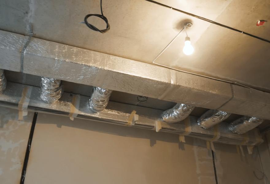 Система повітроводів
