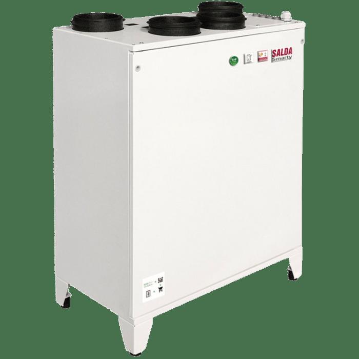 Приточно-вытяжная установка с рекуперацией тепла Salda Smarty 3x 1.1