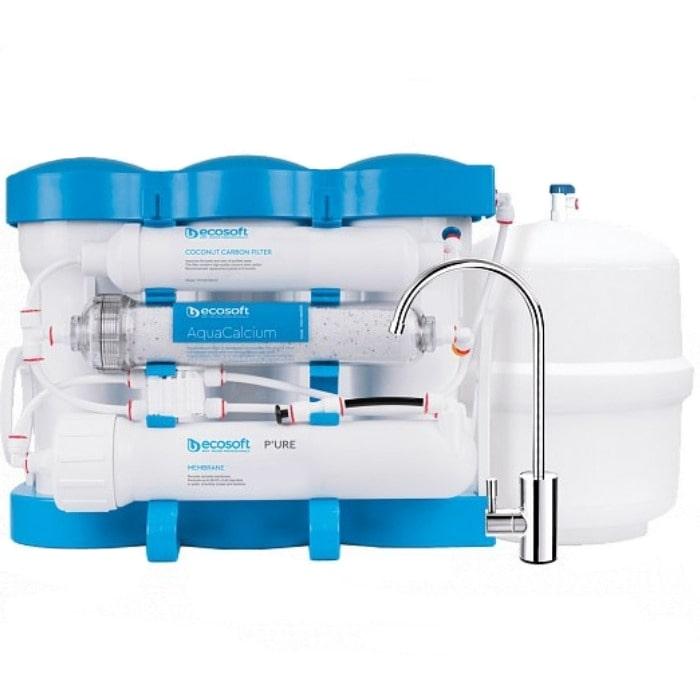 Повний комплект фільтра зворотного осмосу P'URE AquaCalcium