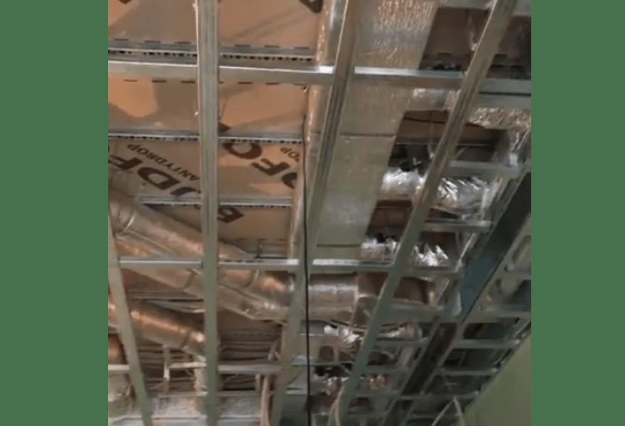 Система трубопроводів для систем вентиляції та кондиціонування