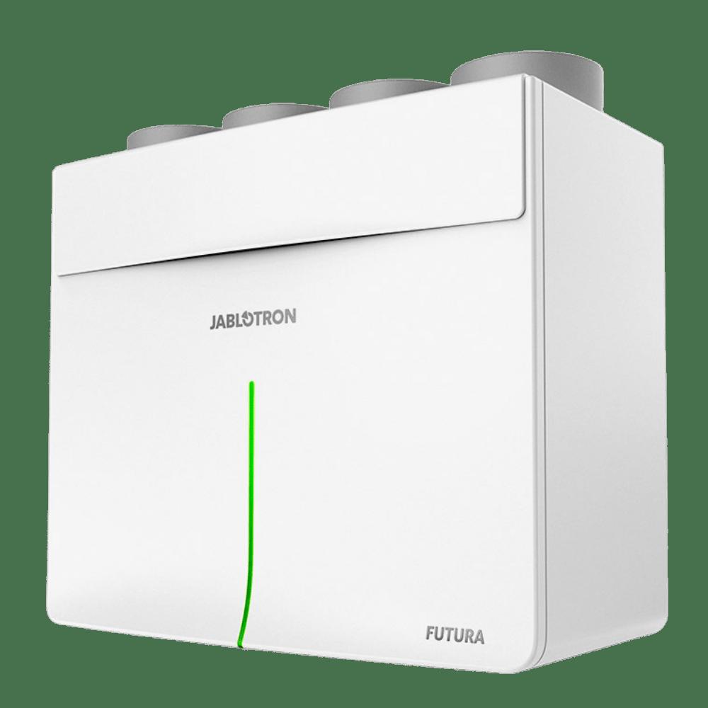 Приточно-вытяжная установка с рекуперацией Jablotron Futura M