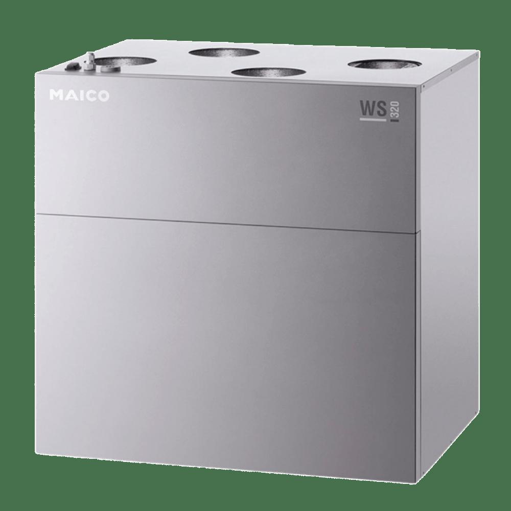 Припливно-витяжна установка з рекуперацією тепла Maico WS 320 KBET