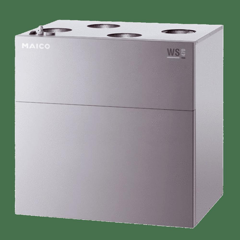 Приточно-вытяжная установка с рекуперацией тепла Maico WS 470 КВ